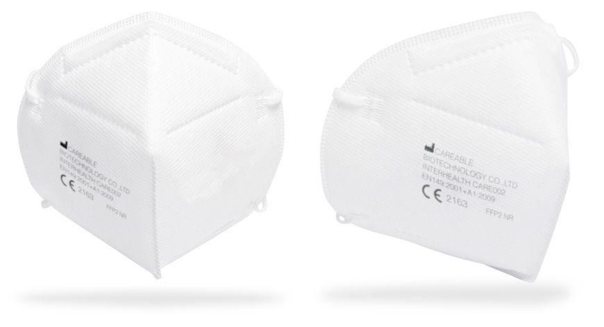 FFP2 Maske mit CE Siegel
