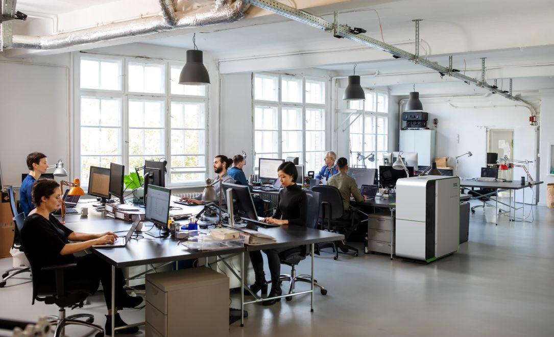 Luftreiniger für Büros