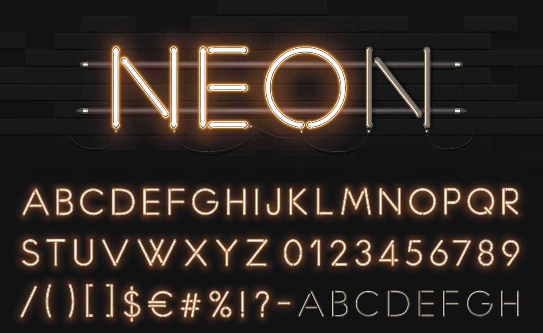 Neon Reklame
