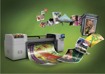 Latex Drucker Designjet L65500