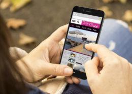 Apps für Smartphones