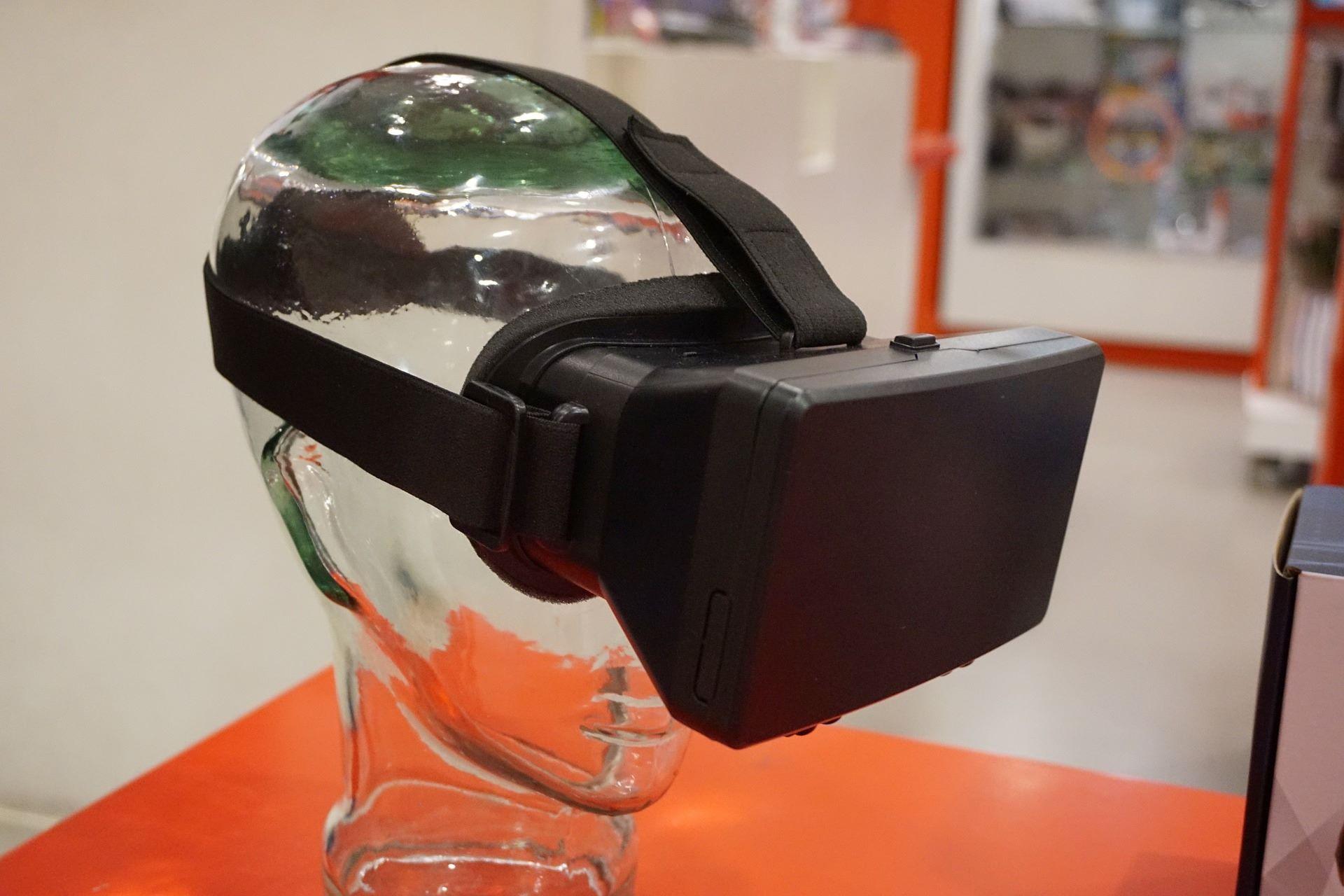 Virtual Realtity Brillen